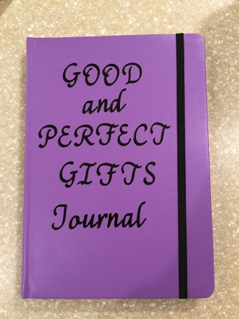 good and perfect journal